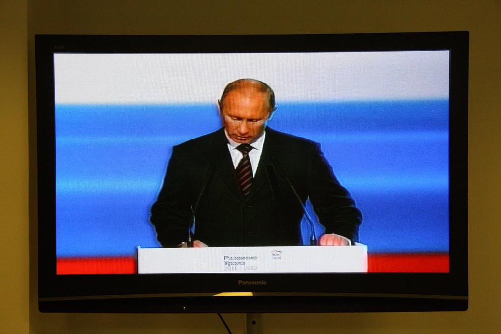 Сторонники Хабарова поборются за эфир с Путиным: «Это вам не суд над Мадонной!»