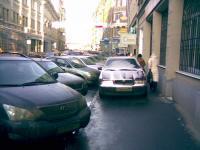Как бороться с кривой парковкой в Екатеринбурге?