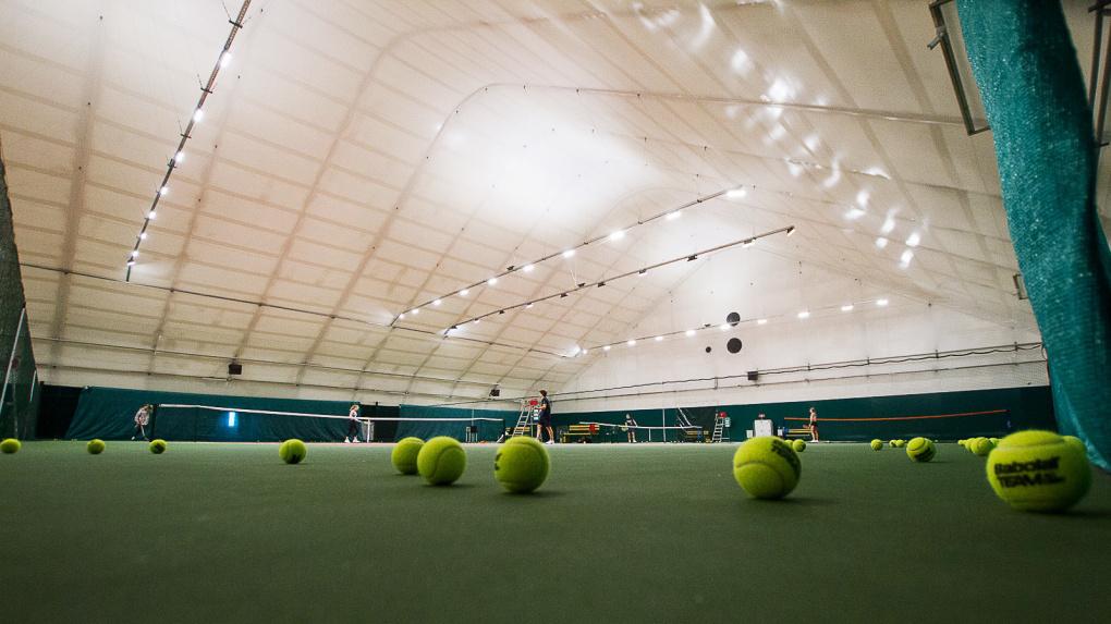 Новый теннисный центр рядом с гольф-клубом построят к Универсиаде-2023 за 1,5 млрд рублей