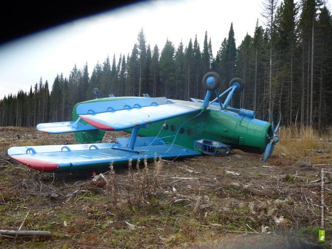 Эксперты: пилот упавшего под Ивделем АН-2 не рассчитал топливо