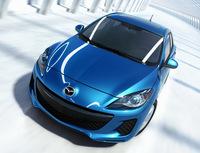 Mazda 3 в очередной раз обновится