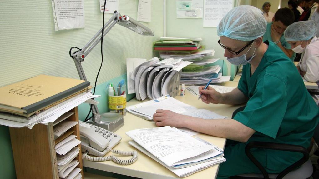 В Екатеринбурге спрос на терапевтов вырос в три раза