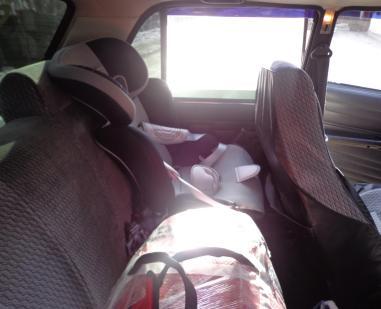 В ДТП на Серовском тракте пострадал трехлетний мальчик