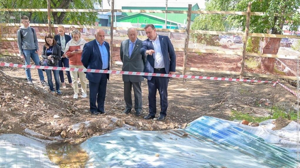 В Нижнем Тагиле нашли останки, которые могут принадлежать Демидовым. Все, что об этом известно