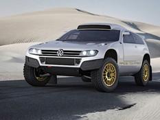 Volkswagen хочет продавать гоночный и золотой Touareg