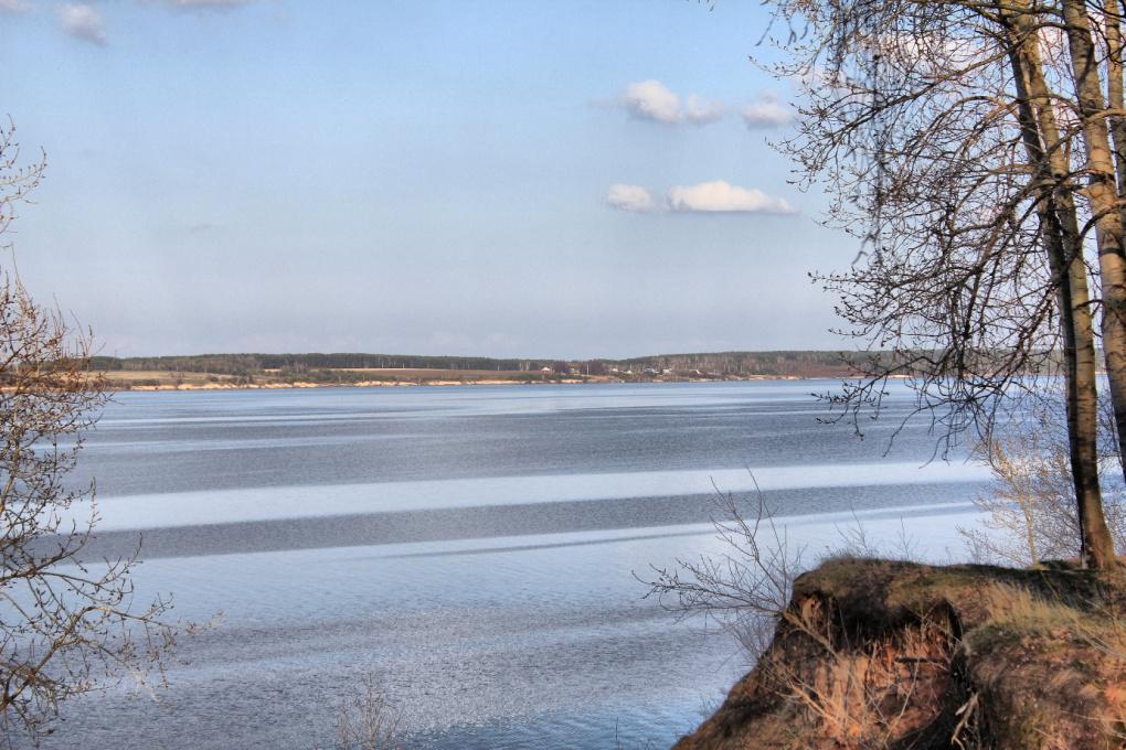 Плотина под Артемовским может не выдержать весеннего паводка