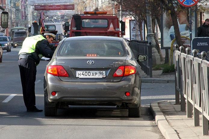 Штраф за отсутствие регистрации машин вырастет в 20 раз