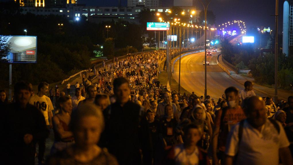 Вице-губернатор Павел Креков сообщил о запрете мероприятий численностью более тысячи человек