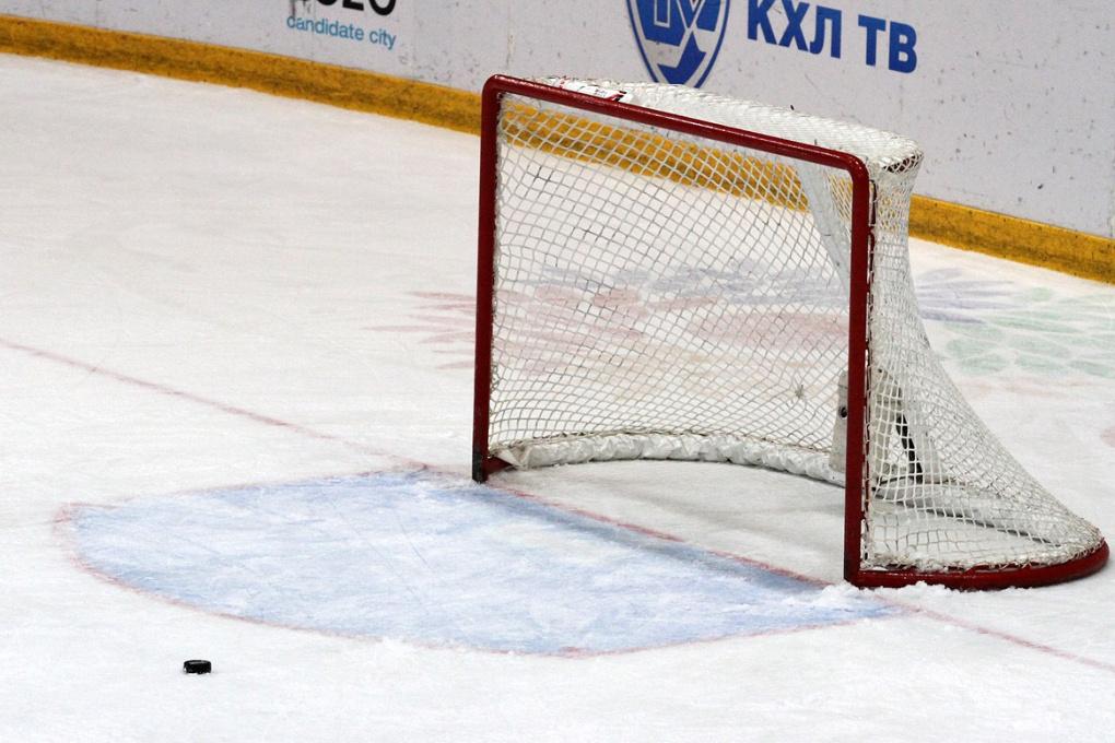 «Кубок Юности» выиграли екатеринбургские хоккеисты