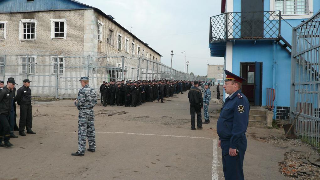 СКвозбудил дело после потасовки заключенных иизбиения сотрудникаИК