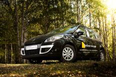 Renault Scenic: большой семейный вагон