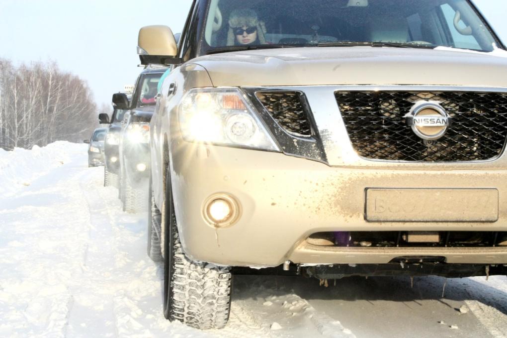 Свердловские гаишники просят водителей сообщать о сломавшихся машинах