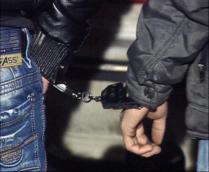 В Екатеринбурге полиция задержала узбеков с крадеными автомобильными колпаками