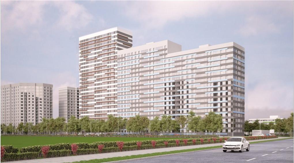 «Синара» построит на Широкой Речке две жилые 25-этажные высотки
