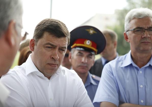 Куйвашев пообещал самостоятельно вычистить Екатеринбург