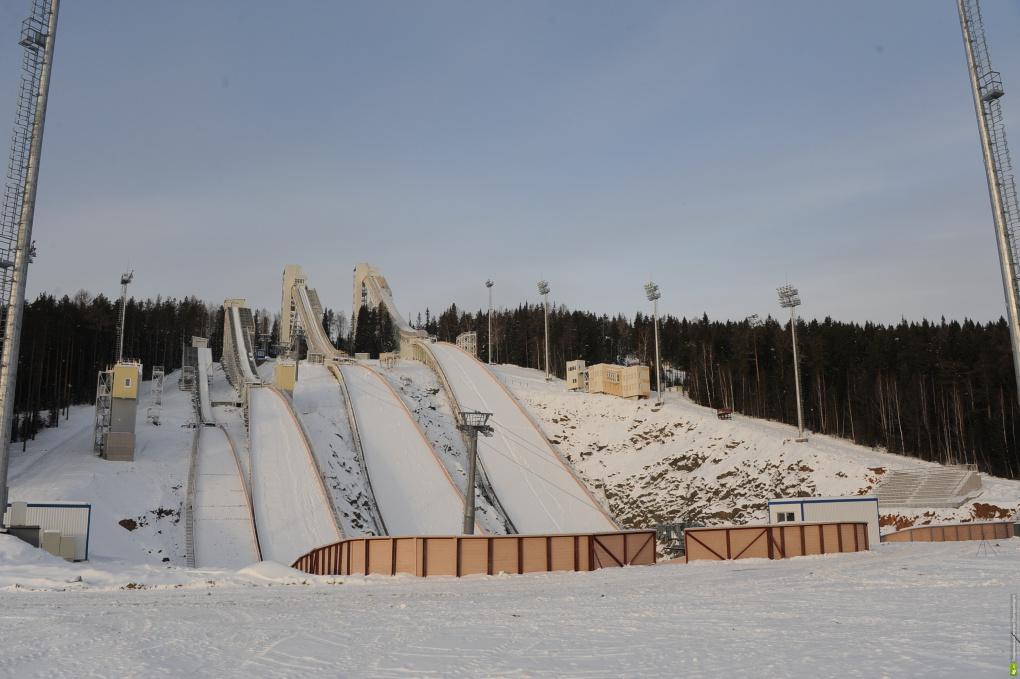Гора Долгая примет Кубок губернатора по прыжкам на лыжах с трамплина