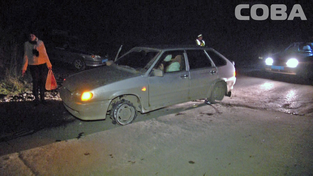 На Сортировке задержали пьяную «беременную» автолюбительницу