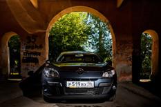 Renault Megane: азиатские напевы на французский лад