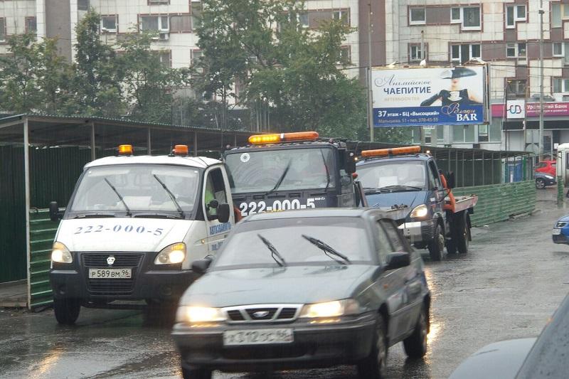 Уезжайте поскорее: от «Антея» массово эвакуируют автомобили