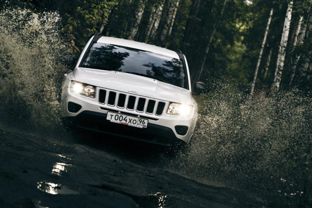 Тест-драйвы 66.ru на радиоволнах: Jeep Compass