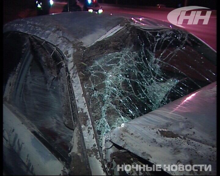 ГИБДД ищет водителя, спровоцировавшего аварию на Кольцовском тракте
